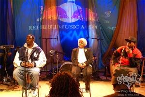 """Pete Rock, Maureen """"Ma Dukes"""" Yancey & Talib Kweli on Dilla Day"""