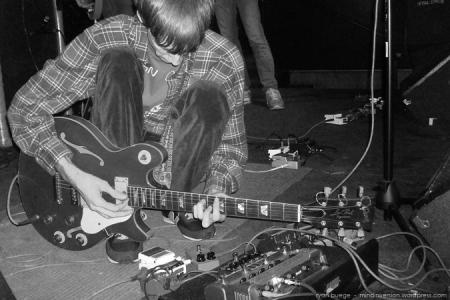 Deerhunter Live at Triple Rock Social Club