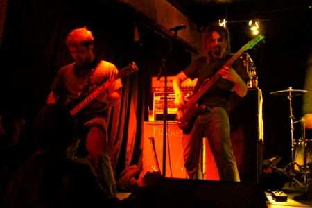 Blue Ox live at the Uptown Bar