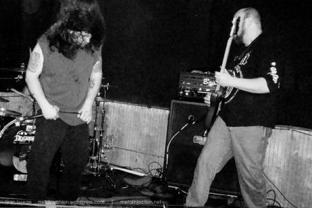 Desolate Void live @ the Hexagon Bar - January 2009