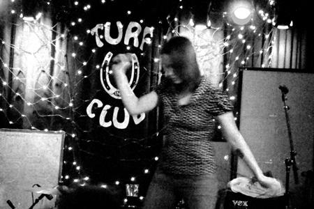 Lookbook @ the Turf Club
