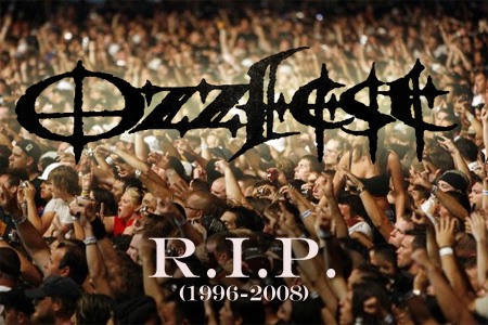 Ozzfest, Rest In Pain