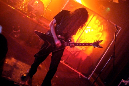 Destruction live at Station 4