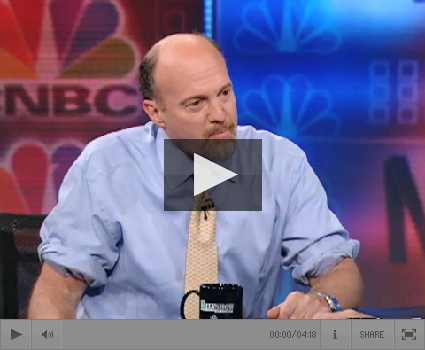 Jim Cramer unedited interview with The Daily Show, Part 1