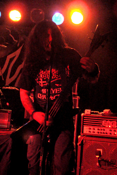 Krisiun live at Station 4