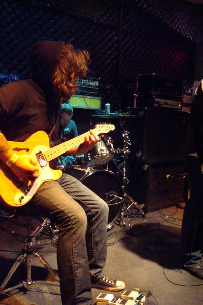 Vernal Pool live at the Triple Rock Social Club
