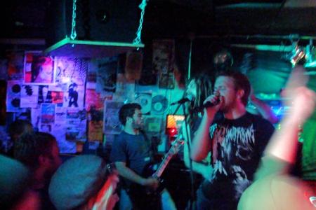 Blue Ox live @ the Hexagon