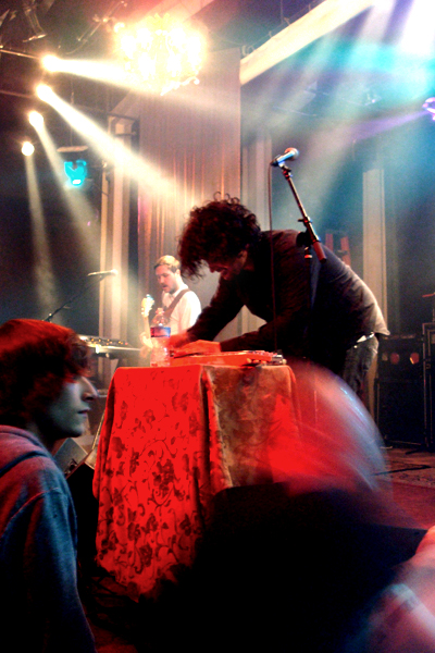 Dredg live at the Varsity Theater