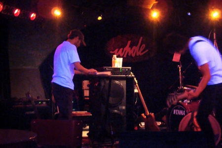 Frail By Design live at the Whole