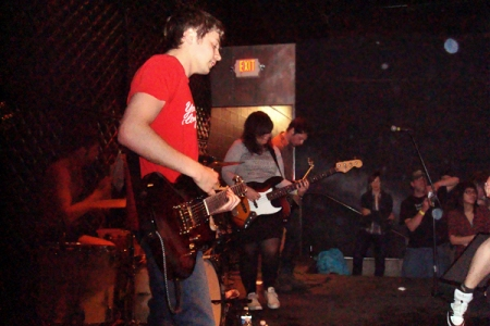 Fucked Up live @ the Triple Rock Social Club