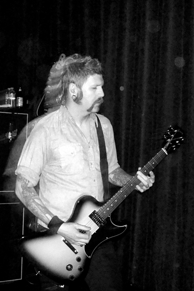 Mastodon live at the Fine Line