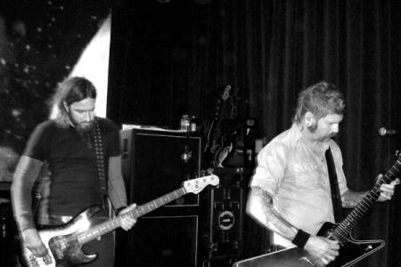 Mastodon live at the Fine Line