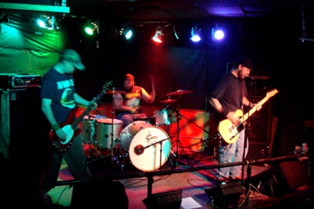 Tonnage live @ the Hexagon