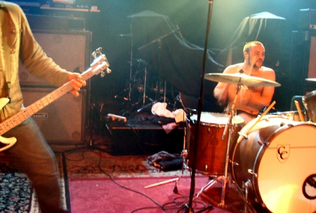 Torche live at the Varsity Theater