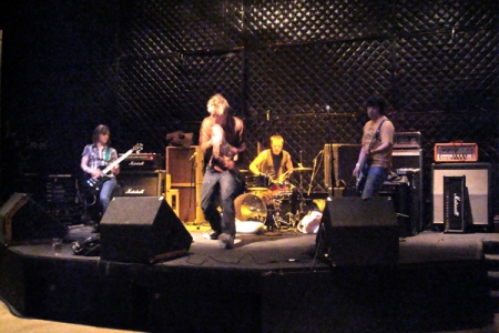 Totally Harsh live @ the Triple Rock Social Club