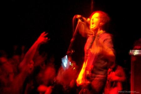 Amebix live at the Triple Rock Social Club