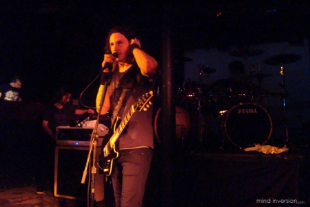 Gojira live at Station 4