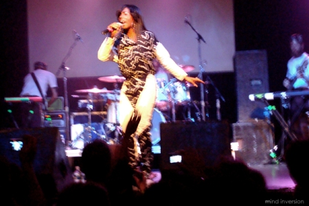 Santigold live at First Avenue