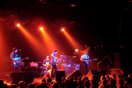 Women live at First Avenue