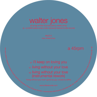 walter jones single