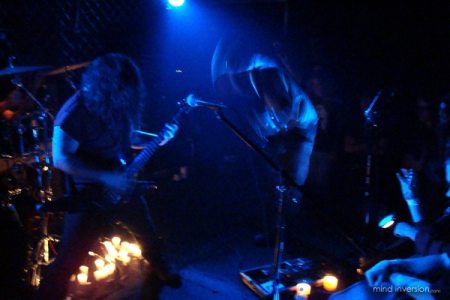 Wolves in the Throne Room live at the Triple Rock Social Club
