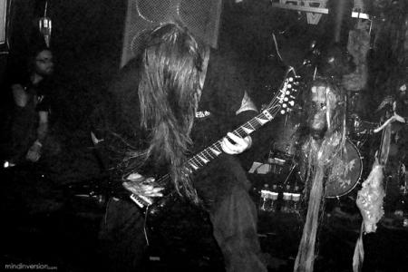 Mayhem live @ Station 4
