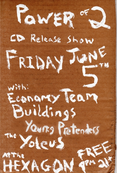 Power of 2 release show